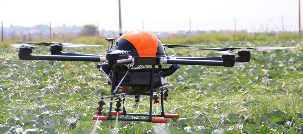 TT Aviation M8 Agri drone