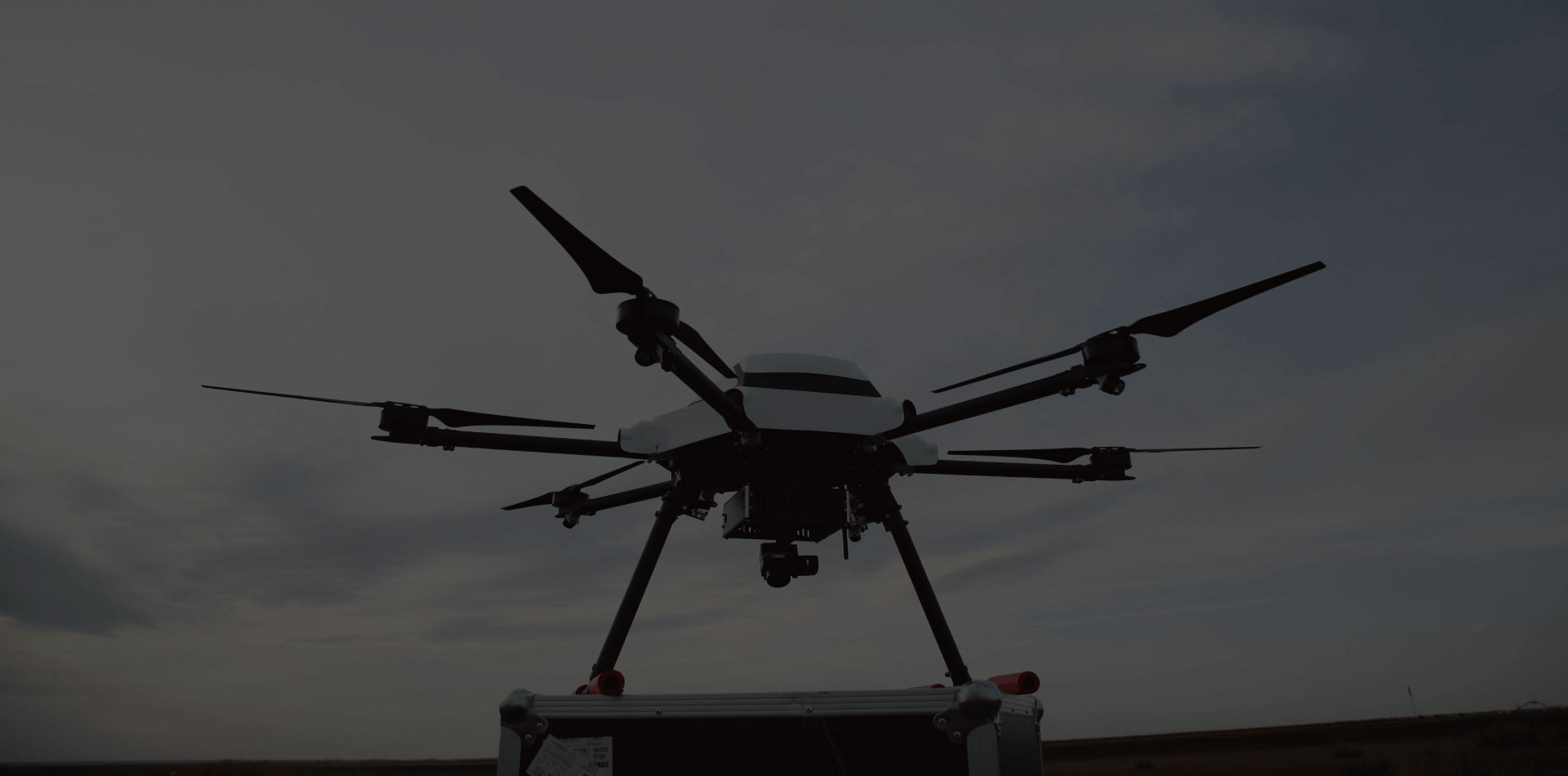 Security Drones